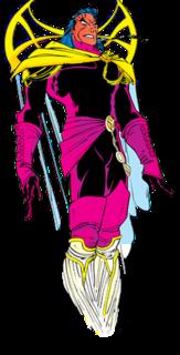 comic book supervillain in the Marvel Comics universe