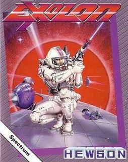 <i>Exolon</i> video game