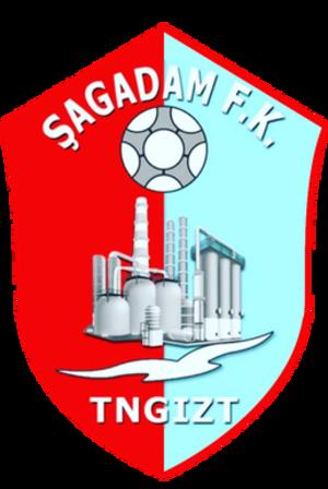 Şagadam FK - Image: FC Sagadam Logo