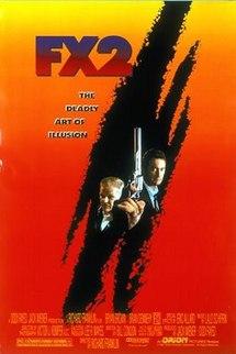 <i>F/X2</i> 1991 film by Richard Franklin