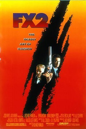 F/X2 - Theatrical release poster