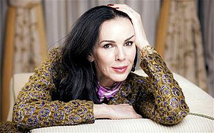 L'Wren Scott - Photo by Andrew Crowley, for The Daily Telegraph