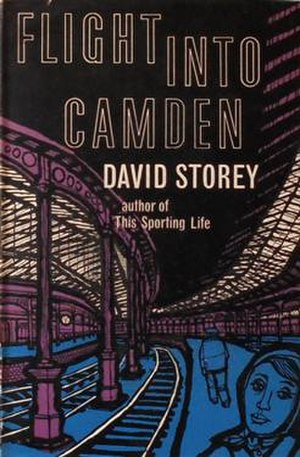 Flight into Camden - First edition (publ. Longman)