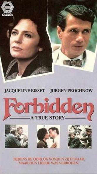 Forbidden (1984 film) - Image: Forbidden (1984 film)