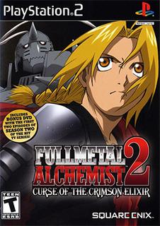 <i>Fullmetal Alchemist 2: Curse of the Crimson Elixir</i> video game