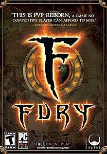 Fury (video game) - Wikipedia