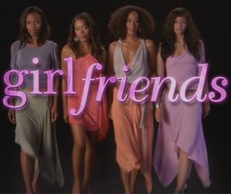 Girlfriends (U.S. TV series) - Image: Girlfriends opening 03 06