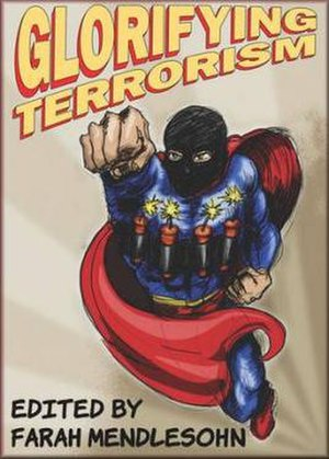Glorifying Terrorism - Image: Glorifying Terrorism anthology front cover