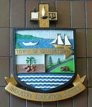 Glovertown - Image: Glovertown