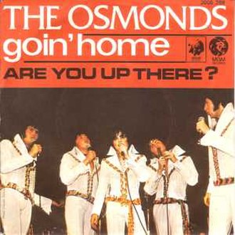 Goin' Home (The Osmonds song) - Image: Goinhomesong
