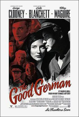 The Good German - Theatrical release poster