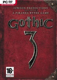 <i>Gothic 3</i> video game