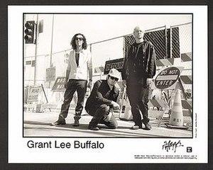 Grant Lee Buffalo - Grant Lee Buffalo, 1996