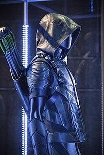 Green Arrow (<i>Arrow</i> episode) 1st episode of the fourth season of Arrow