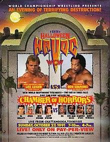 Halloween Havoc (1991) - Wikipedia