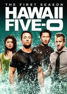 <i>Hawaii Five-0</i> (2010 TV series, season 1) Season of the television series Hawaii Five-0