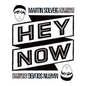 Hey Now (Martin Solveig song) - Image: Hey Now Martin Solveig