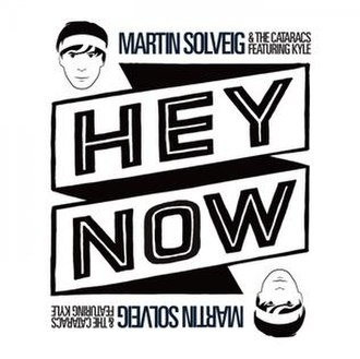 Martin Solveig and The Cataracs featuring Kyle - Hey Now (studio acapella)