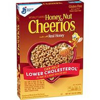 Honey Nut Cheerios - Honey Nut Cheerios from Quebec.
