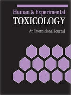 Human & Experimental Toxicology - Image: Human & Experimental Toxicology (journal) front cover