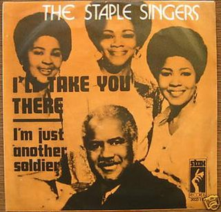 1972 single by The Staple Singers