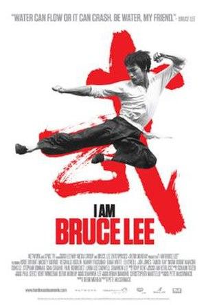 I Am Bruce Lee - Image: I Am Bruce Lee poster