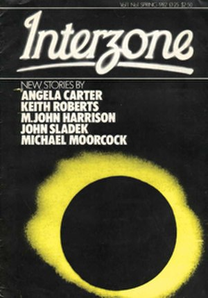 Interzone (magazine) - First issue Cover