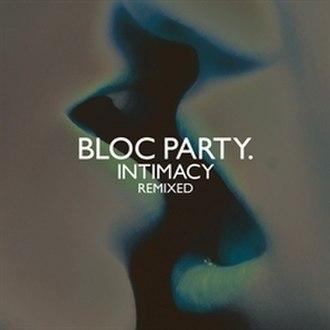 Intimacy Remixed - Image: Intimacy Ralbumcover