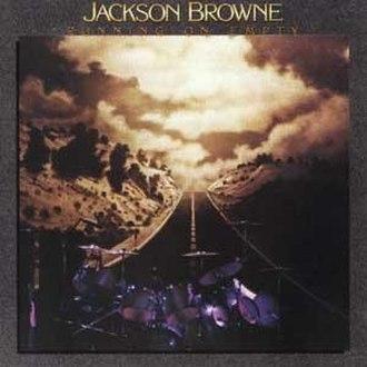 Running on Empty (album) - Image: Jackson Browne Running on Empty