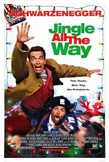<i>Jingle All the Way</i> 1996 film by Brian Levant