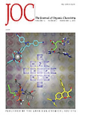 Journal of Organic Chemistry - 150 px