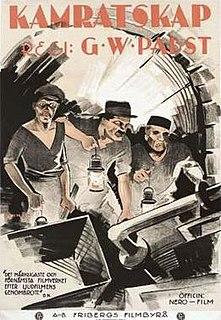 <i>Kameradschaft</i> 1931 film