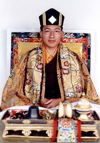 Karmapa controversy - Karmapa Trinley Thaye Dorje