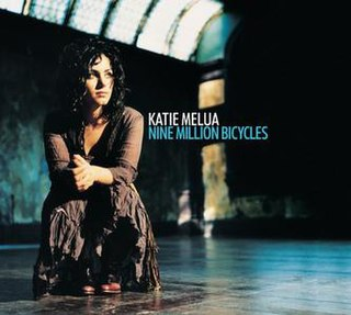 Nine Million Bicycles 2005 single by Katie Melua
