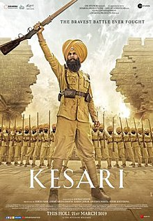 kesari akshay kumar movie