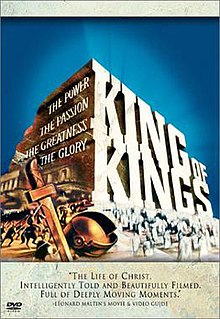 <i>King of Kings</i> (1961 film) 1961 English-language film directed by Nicholas Ray depicting the life of Jesus