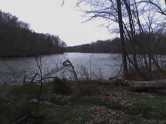 Lake Roland (park) - Image: Lake Roland