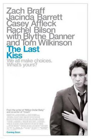 The Last Kiss (2006 film) - Image: Last kiss movie poster