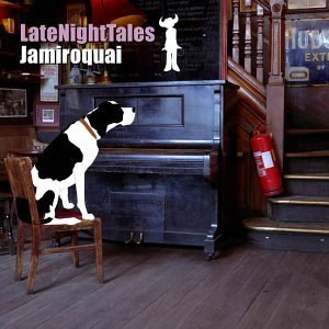 Late Night Tales: Jamiroquai - Image: Late Night Tales Jamiroquai albumcover