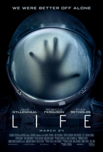 Life (2017 film) - Theatrical release poster