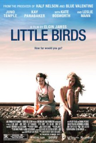 Little Birds (film) - Official 2011 theatrical poster