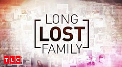 Long Lost Family (American TV series) - Wikipedia