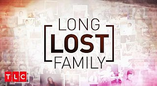 <i>Long Lost Family</i> (American TV series)