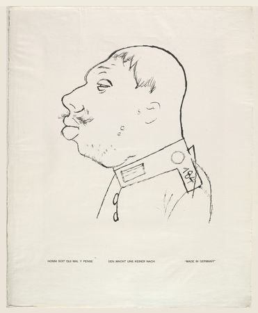 Made in Germany by George Grosz 1920