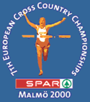 2000 European Cross Country Championships - Image: Malmö2000logo