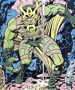 Mantis (DC Comics) - Wikipedia