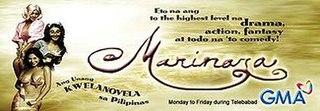 <i>Marinara</i> (TV series) 2004 Philippine television series