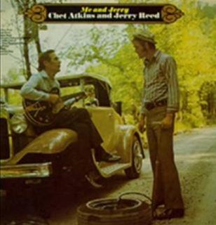 <i>Me & Jerry</i> 1970 studio album by Chet Atkins and Jerry Reed
