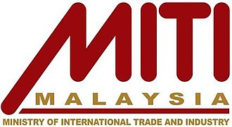 Ministry of International Trade and Industry (Malaysia) - Image: Ministry of International Trade and Industry (Malaysia) Logo