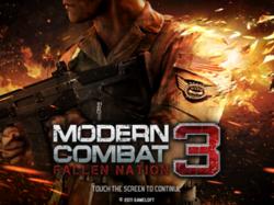 Modern Combat 3: Fallen Nation - Wikipedia